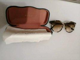 Gucci Gafas de sol redondas multicolor