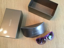 Gucci Glasses violet glas