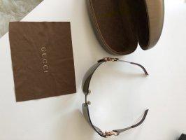 Gucci Occhiale marrone-bronzo