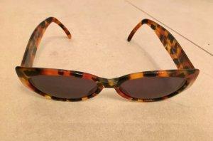 Gucci Occhiale stile retro multicolore