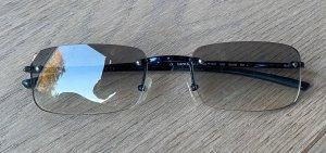Gucci Gafas de sol cuadradas multicolor metal