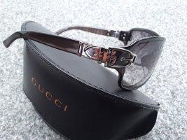 Gucci Lunettes carées noir