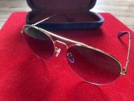 Gucci sonnenbrille rot blau*** neu***