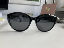 Gucci Butterfly Glasses black-sand brown