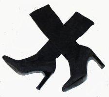 Gucci Stretch Boots black suede