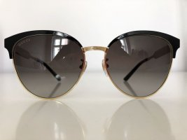 Gucci Butterfly Glasses gold-colored-black