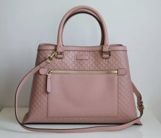Gucci Tasche rosa Monogram GG Leder