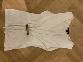Gucci Top mit goldener Lederschleife