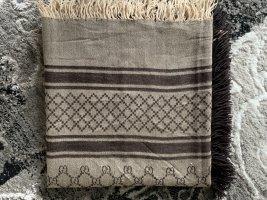 Gucci Foulard brun-chameau
