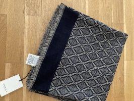 Gucci Bufanda de lana gris