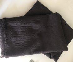 Gucci Halsdoek donkerbruin-zwart bruin