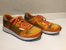GUCCI Turnschuhe Sneaker gold-orange Gr.39