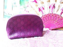 Gucci Pochette multicolored leather