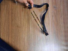 Waist Belt black-gold-colored