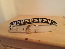 Bogner Waist Belt white