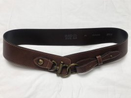 abro Leather Belt brown