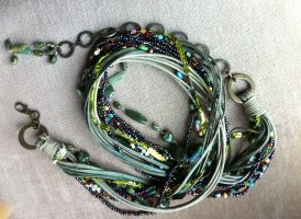 Chain Belt multicolored