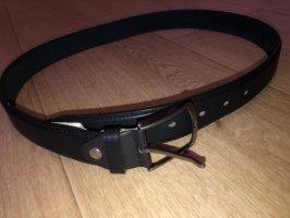 NoName Leather Belt black