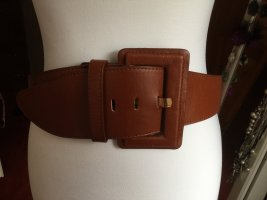 Hip Belt brown-cognac-coloured