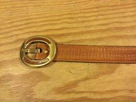 Aigner Waist Belt cognac-coloured-gold-colored