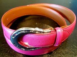 Ralph Lauren Leather Belt pink