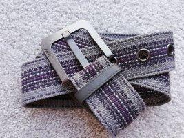 Edc Esprit Cintura in tessuto multicolore Cotone