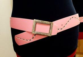 Oska Cintura fianchi rosa chiaro-rosa Finta pelle