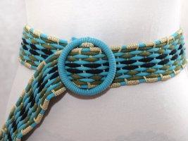 Braided Belt multicolored