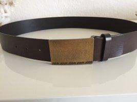 Joop! Leather Belt dark brown