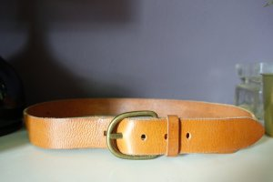 Warehouse Leather Belt multicolored leather