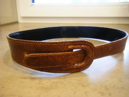 Leather Belt light brown leather