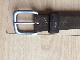Marc O'Polo Leather Belt brown
