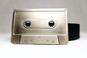"""Gürtel mit Metallschnalle """"Tape"""""""