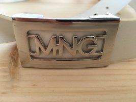 Gürtel MNG (Mango) weiss