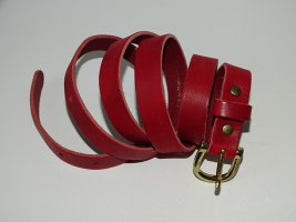 H&M Faux Leather Belt multicolored