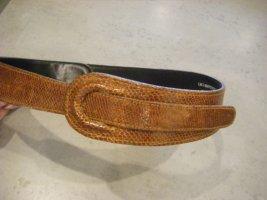 Cinturón pélvico marrón Cuero