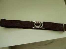 Marc Cain Braided Belt black brown