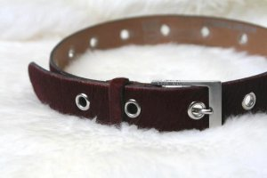 Strenesse Waist Belt bordeaux