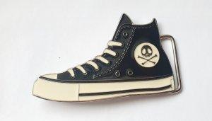 Gürtelschnalle Buckle Chucks Sneaker Boots