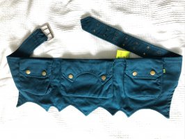Bumbag petrol cotton