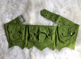 Ohne Bumbag meadow green cotton