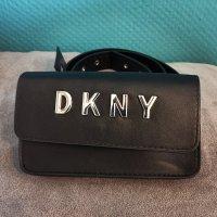 Gürteltasche Damen DKNY Silber