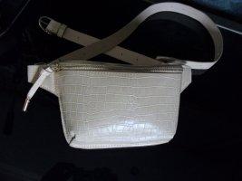 H&M Marsupio beige-crema