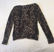 GUESS, Animal Print, Feinstrick Weste