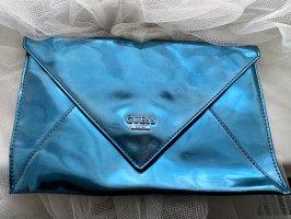 Guess Borsa clutch blu acciaio-blu