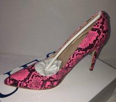 Guess High Heels pink-black
