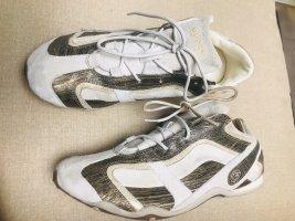 Guess Damen Leder Sneakers Turnschuhe 39