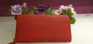 Guess Portefeuille rouge