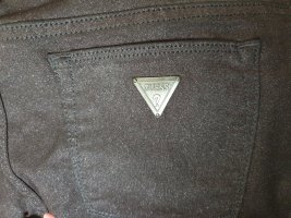 Guess Slim Jeans black-anthracite