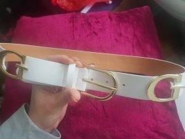 Guess Cintura vita bianco-oro